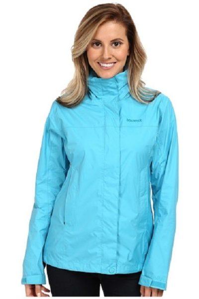 Đồng phục áo khoác – Áo khoác gió màu xanh không nón 15