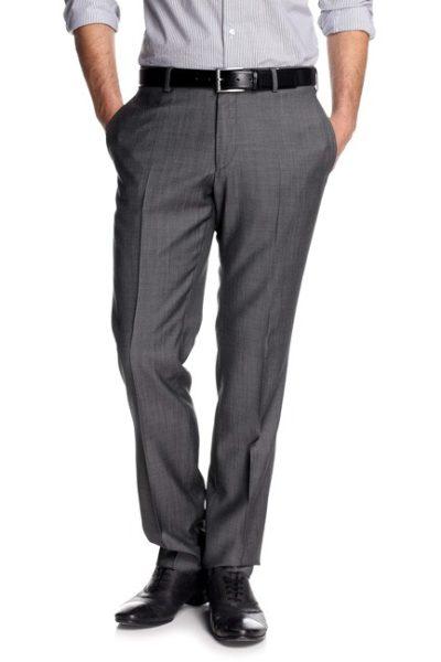 Đồng phục công sở – Quần âu nam màu xám 06