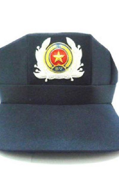 Đồng phục bảo vệ vệ sĩ – Phụ kiện nón 01
