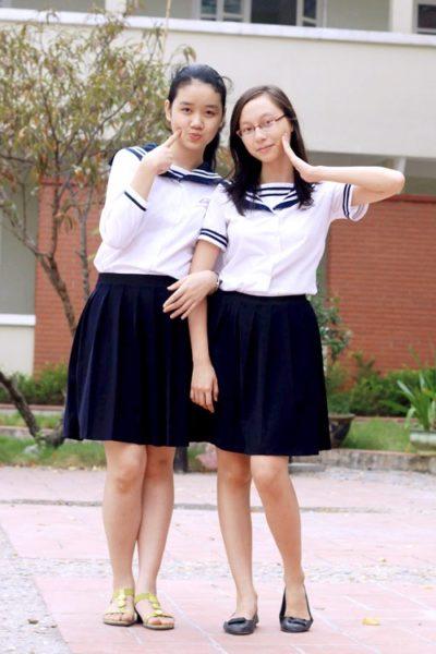 Đồng phục học sinh sinh viên – Đồng phục học sinh cấp II 02