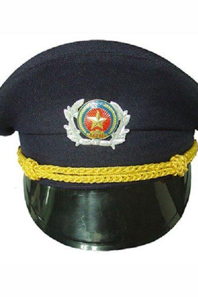 Đồng phục bảo vệ vệ sĩ – Phụ kiện nón 04