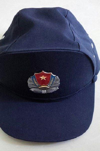 Đồng phục bảo vệ vệ sĩ – Phụ kiện nón 06