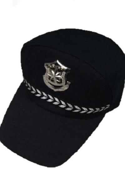 Đồng phục bảo vệ vệ sĩ – Phụ kiện nón 07