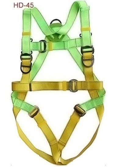 Đồng phục bảo hộ lao động – Phụ kiện dây đai an toàn vàng xanh