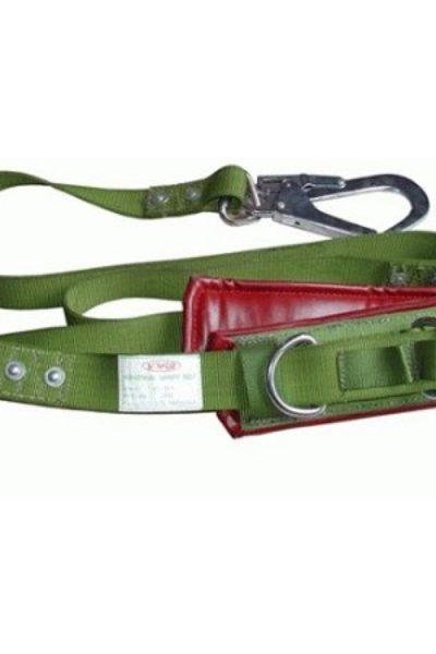 Đồng phục bảo hộ lao động – Phụ kiện dây đai an toàn xanh rêu