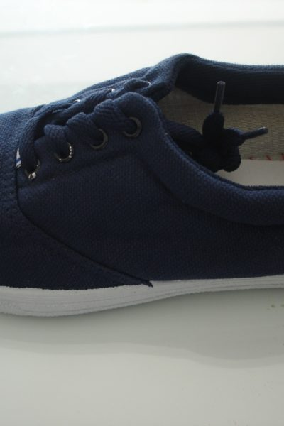 Đồng phục bảo hộ lao động – Phụ kiện giày vải bảo hộ lao động loại 1
