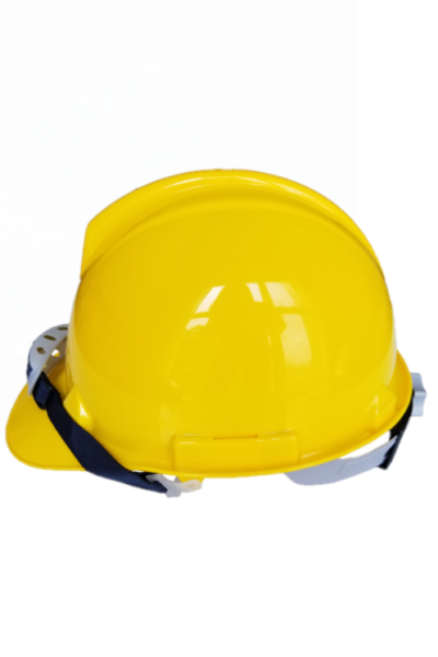 Phụ kiện bảo hộ lao động – Nón bảo hộ lao động màu vàng 19