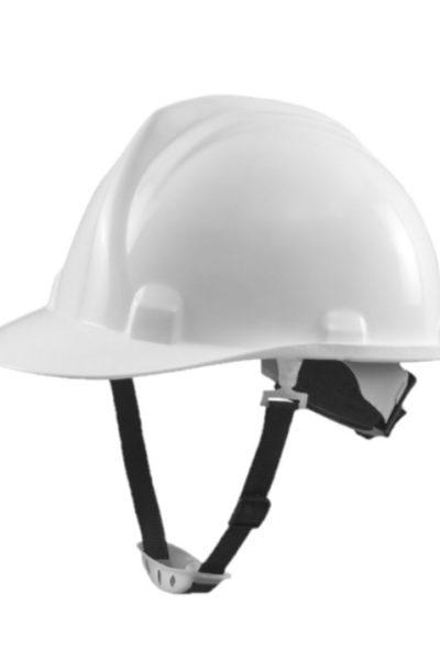 Phụ kiện bảo hộ lao động – Nón bảo hộ lao động màu trắng 20