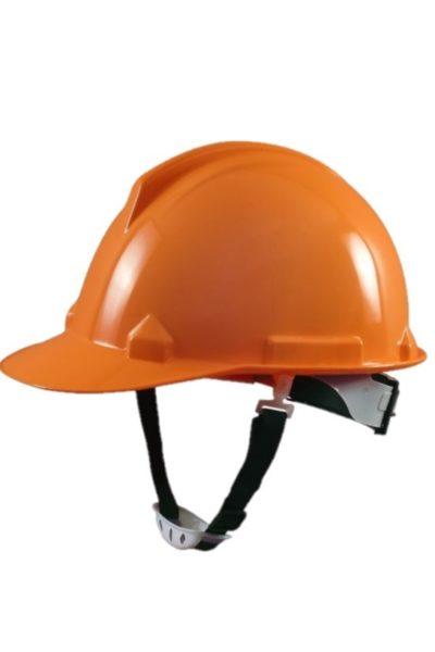 Phụ kiện bảo hộ lao động – Nón bảo hộ lao động màu cam 21
