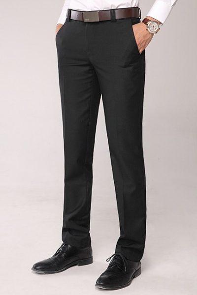 Đồng phục công sở – Quần âu nam màu đen 17
