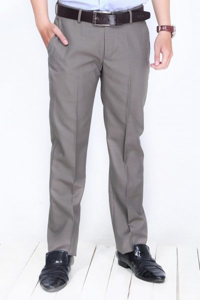 Đồng phục công sở – Quần âu nam màu xám 14