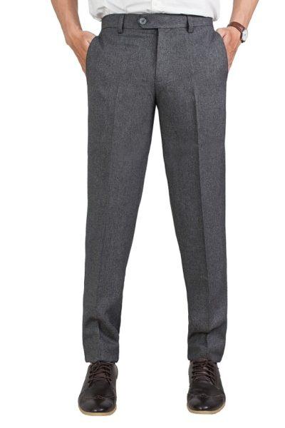 Đồng phục công sở – Quần âu nam màu xám 15