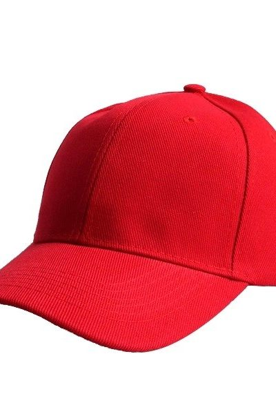 Phụ kiện – Đồng phục mũ lưỡi trai màu đỏ 44