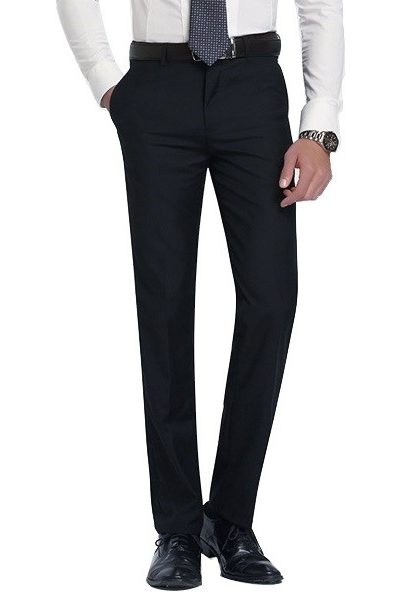 Đồng phục công sở – Quần âu nam màu đen 22