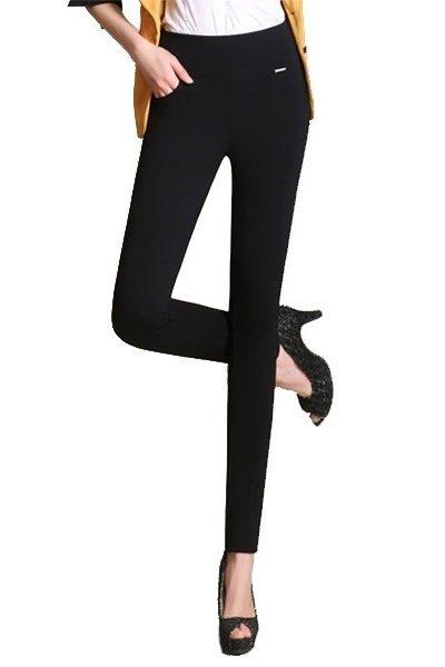 Đồng phục công sở – Quần âu nữ màu đen 36