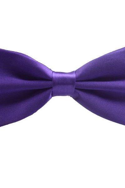 Phụ kiện – Nơ đồng phục màu tím 15