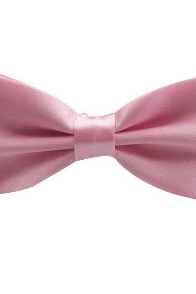 Phụ kiện – Nơ đồng phục màu hồng 16