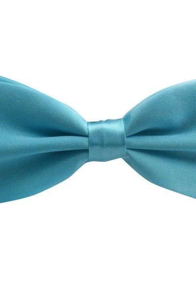 Phụ kiện – Nơ đồng phục màu xanh 17