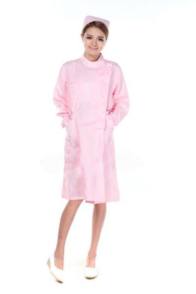 Đồng phục bệnh viện – Đồng phục y tá màu hồng 38
