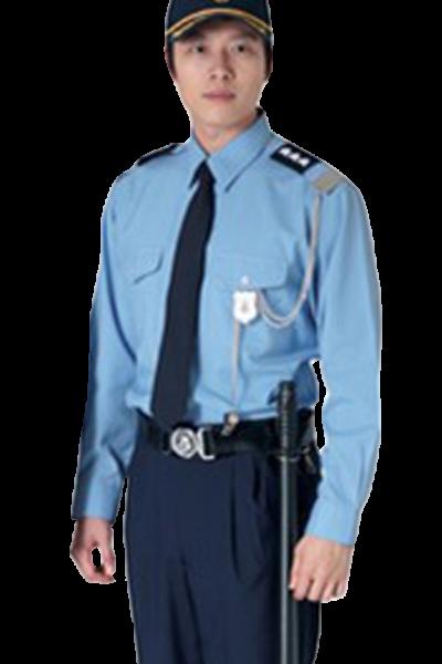 Đồng phục bảo vệ vệ sĩ – Quần áo bảo vệ vệ sĩ áo sơ mi xanh quần tây xanh đen cavat xanh đen 36