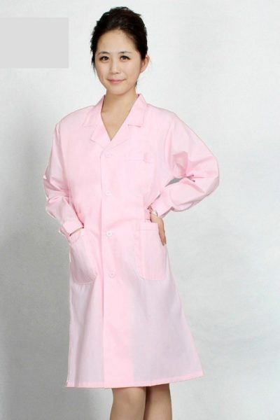 Đồng phục bệnh viện – Đồng phục y tá màu hồng 48