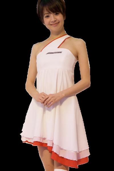Đồng phục PG màu trắng viền cam 24