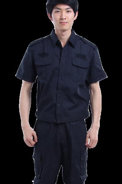 Đồng phục bảo vệ vệ sĩ – Quần áo bảo vệ vệ sĩ màu đen 44