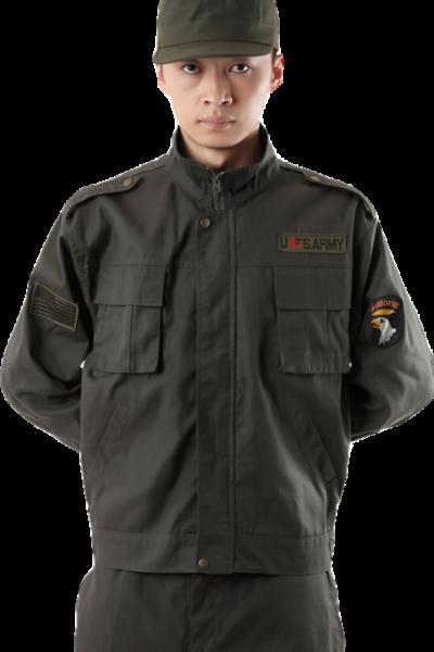 Đồng phục bảo vệ vệ sĩ – Quần áo bảo vệ vệ sĩ màu rêu đậm 46
