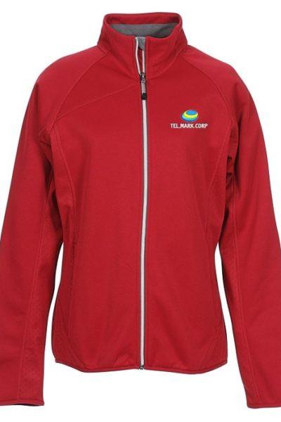 Đồng phục áo khoác – Áo khoác gió không nón màu đỏ 37