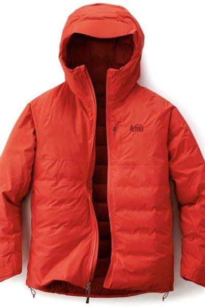 Đồng phục áo khoác – Áo khoác gió có nón màu đỏ cam 39