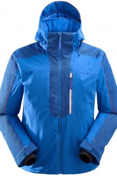 Đồng phục áo khoác – Áo khoác gió có nón màu xanh dương 33