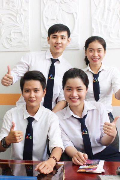 Đồng phục học sinh sinh viên – Đồng phục sinh viên Cao đẳng du lịch Sài Gòn 31