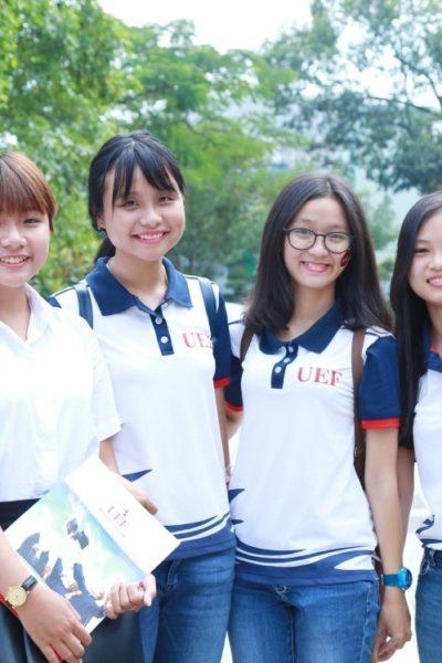 Đồng phục học sinh sinh viên – Đồng phục sinh viên Đại học Kinh tế 30