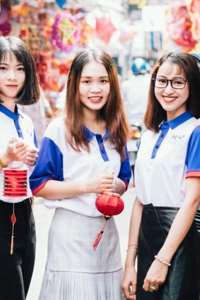 Đồng phục học sinh sinh viên – Đồng phục sinh viên Đại học Hùng Vương 39
