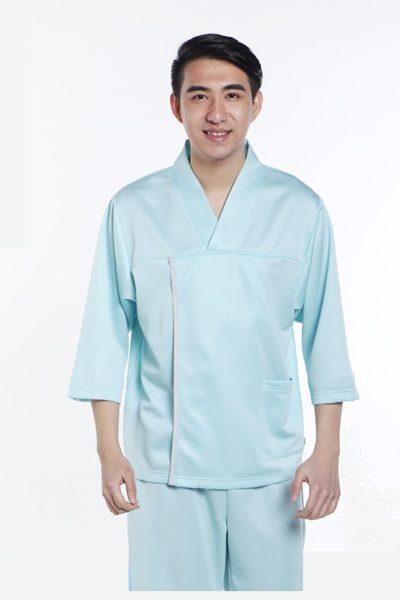 Đồng phục bệnh viện – Đồng phục bệnh nhân màu xanh 70