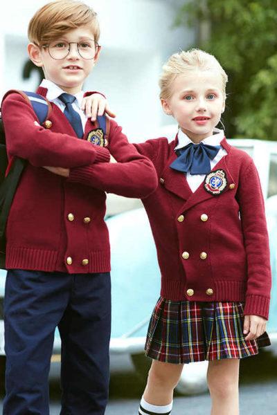 Đồng phục học sinh sinh viên – Đồng phục học sinh cấp I 86